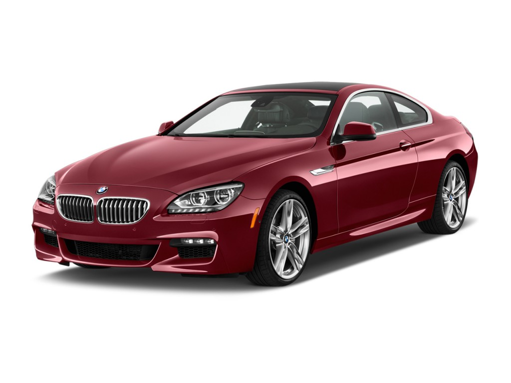 Image 2012 Bmw 6 Series 2 Door Coupe 640i Angular Front