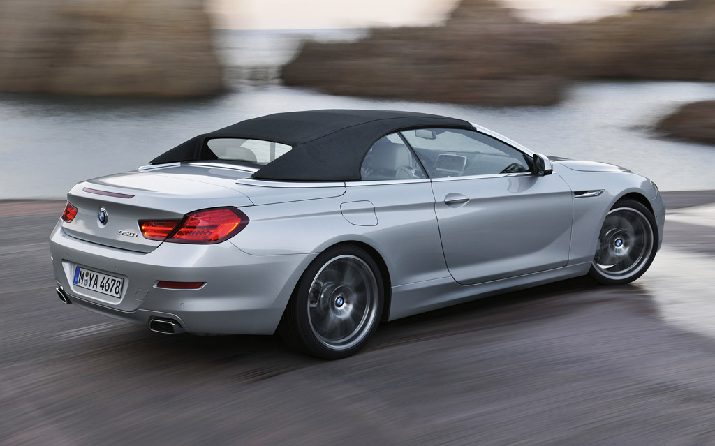 2012 bmw 6 series pictures photos gallery green car reports. Black Bedroom Furniture Sets. Home Design Ideas