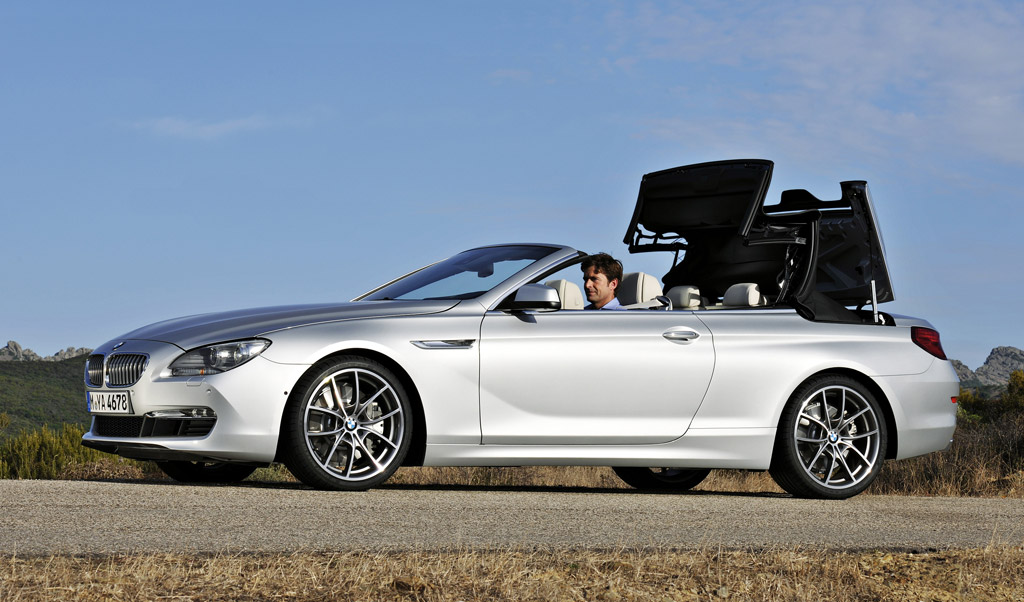 2012 bmw 6 series convertible preview. Black Bedroom Furniture Sets. Home Design Ideas