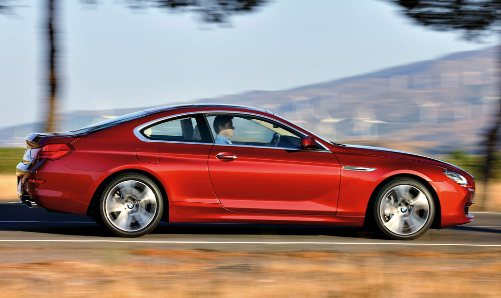 2012 bmw 6 series coupe styling and performance at a heavier cost. Black Bedroom Furniture Sets. Home Design Ideas