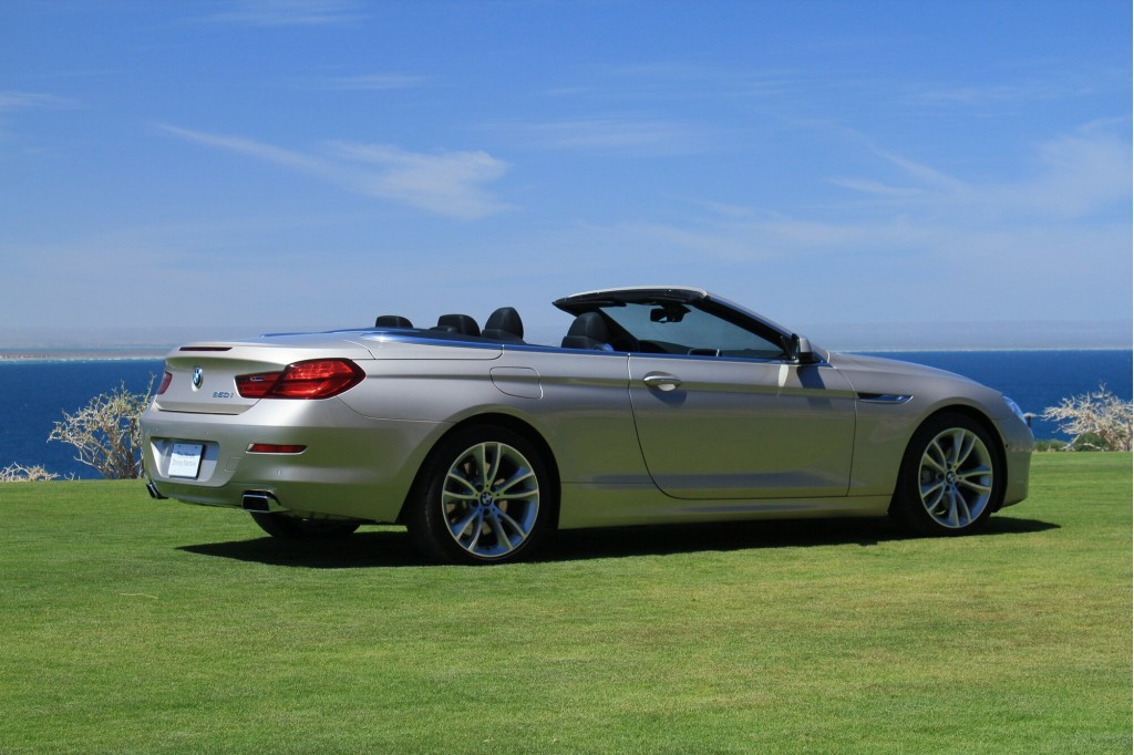 2012 bmw 6 series convertible first drive. Black Bedroom Furniture Sets. Home Design Ideas