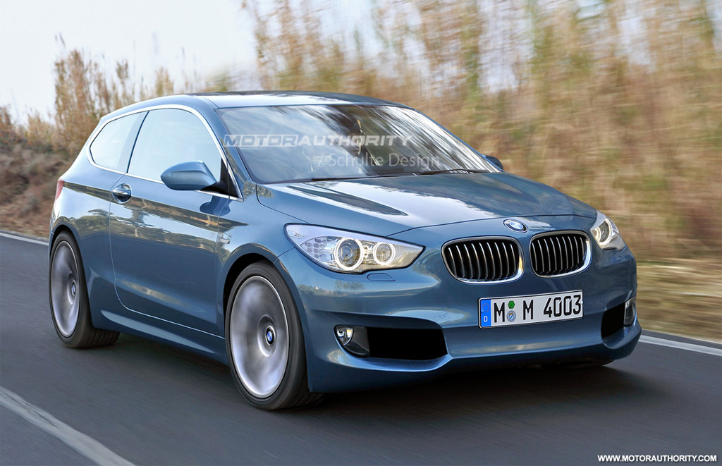 BMW Confirms Future Front-Wheel-Drive Small Cars