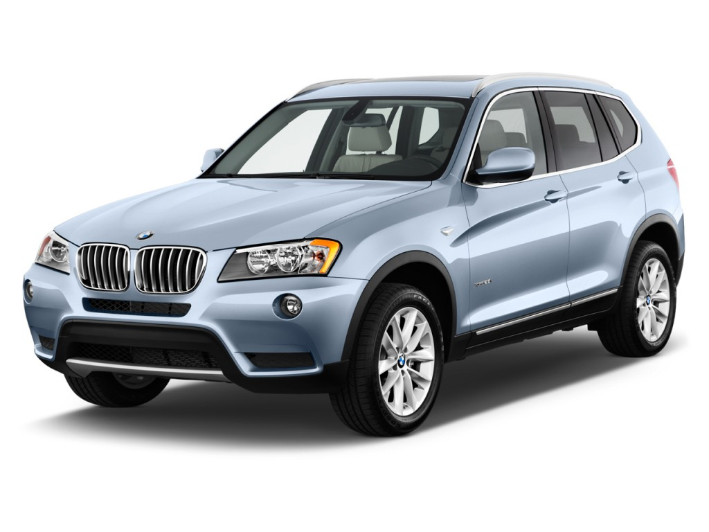 2012 Bmw X3 Pictures Photos Gallery Motorauthority