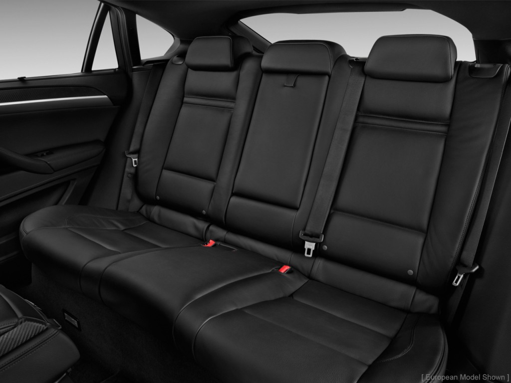Image: 2012 BMW X6 M AWD 4-door Rear Seats, size: 1024 x ...