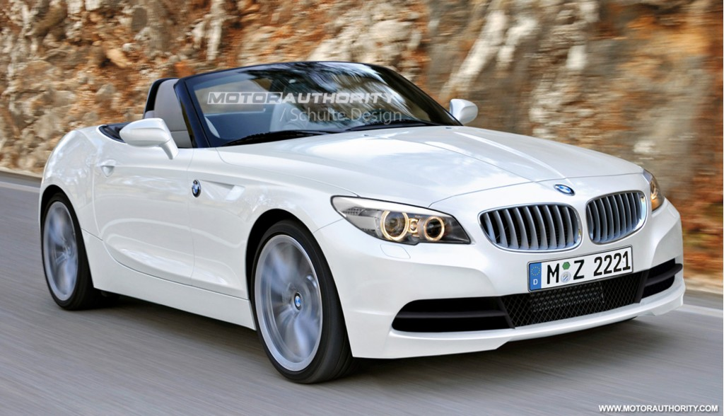 Mysterious Bmw 2 Series Mule Could Be For New Z2 Roadster