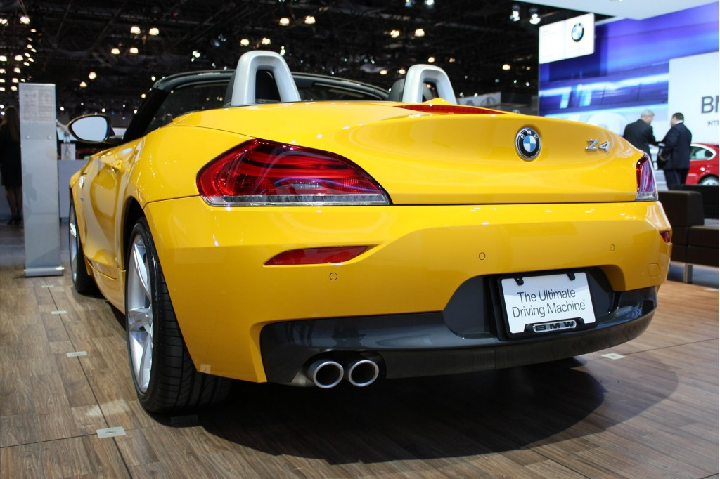 Image 2012 Bmw Z4 Sdrive28i Live Photos Size 1024 X 682 Type Gif Posted On April 21 2011