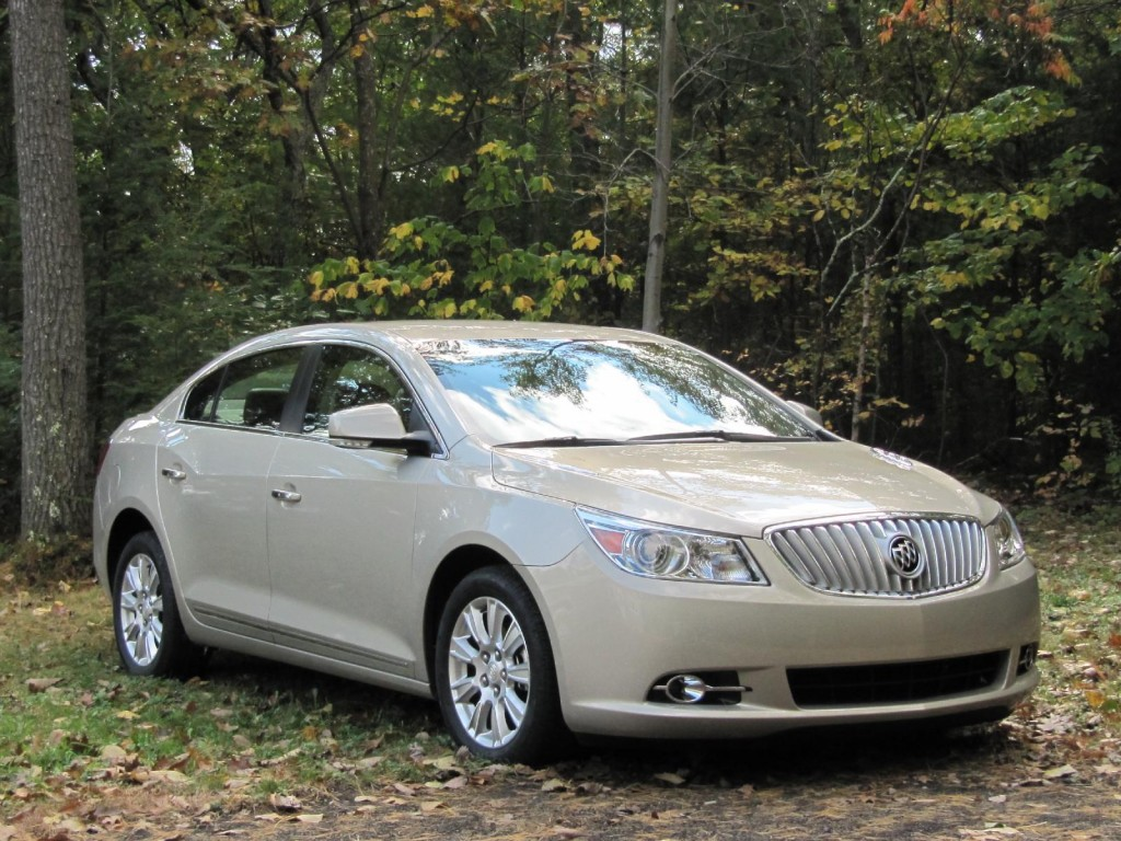 2012 buick lacrosse pictures photos gallery green car. Black Bedroom Furniture Sets. Home Design Ideas