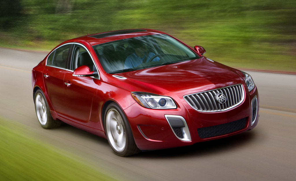 2012 Buick Regal Gs Priced From 35 310