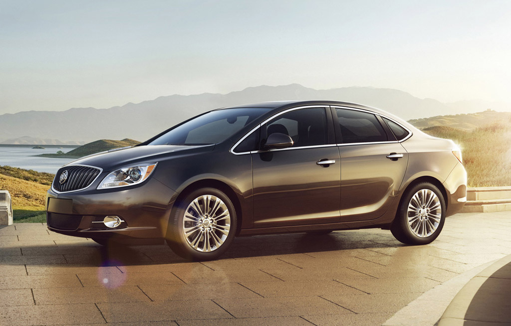 Gm Enters Compact Luxury Segment With 2012 Buick Verano