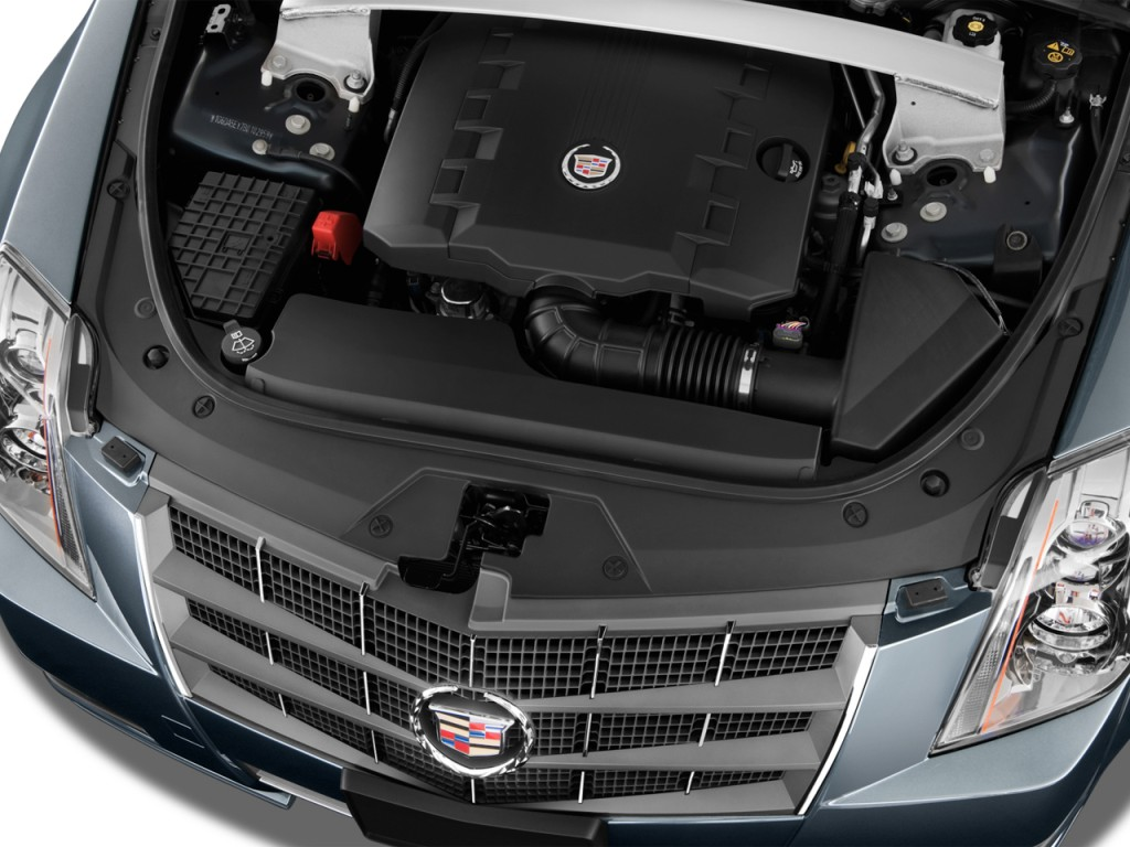 2012 Cadillac Cts Pictures Photos Gallery Motorauthority