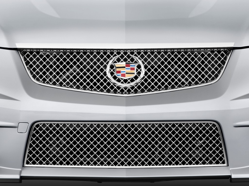 Image 2012 Cadillac Cts V Wagon 5dr Wagon 6 2l Grille