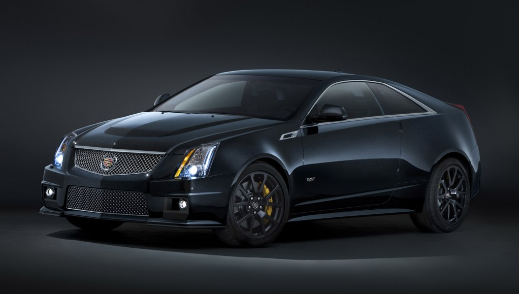 Тюнинг ателье Hennessey поразило мир своим Cadillac CTS VR1200 Twin Turbo C ...