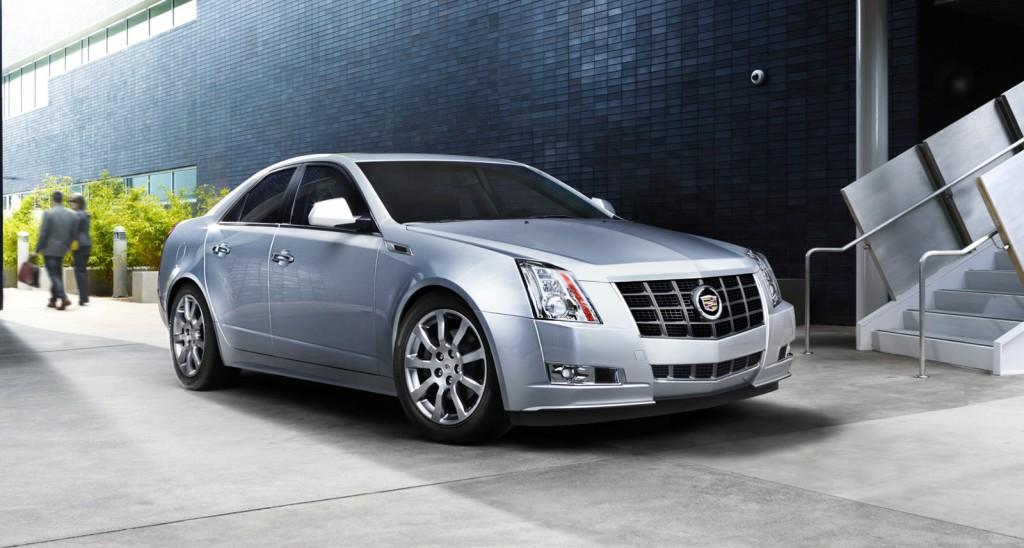 cadillac announces touring package for 2012 cts. Black Bedroom Furniture Sets. Home Design Ideas