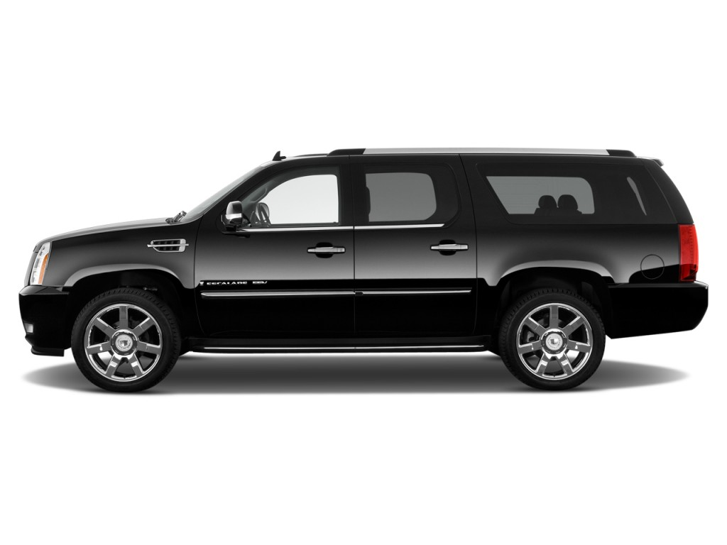 image 2012 cadillac escalade esv 2wd 4 door base side. Black Bedroom Furniture Sets. Home Design Ideas