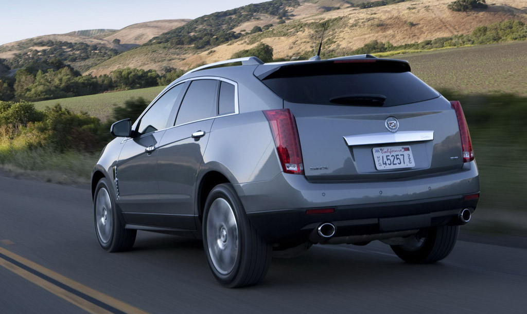 2012 cadillac srx preview new v 6 more features. Black Bedroom Furniture Sets. Home Design Ideas