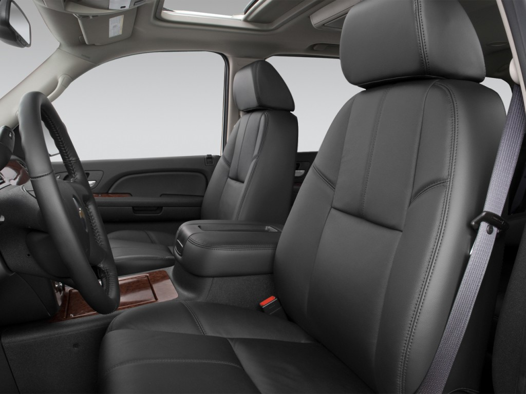 2007 2008 2009 2010 2011 chevy tahoe yukon suburban escalade front bucket seats ebay. Black Bedroom Furniture Sets. Home Design Ideas
