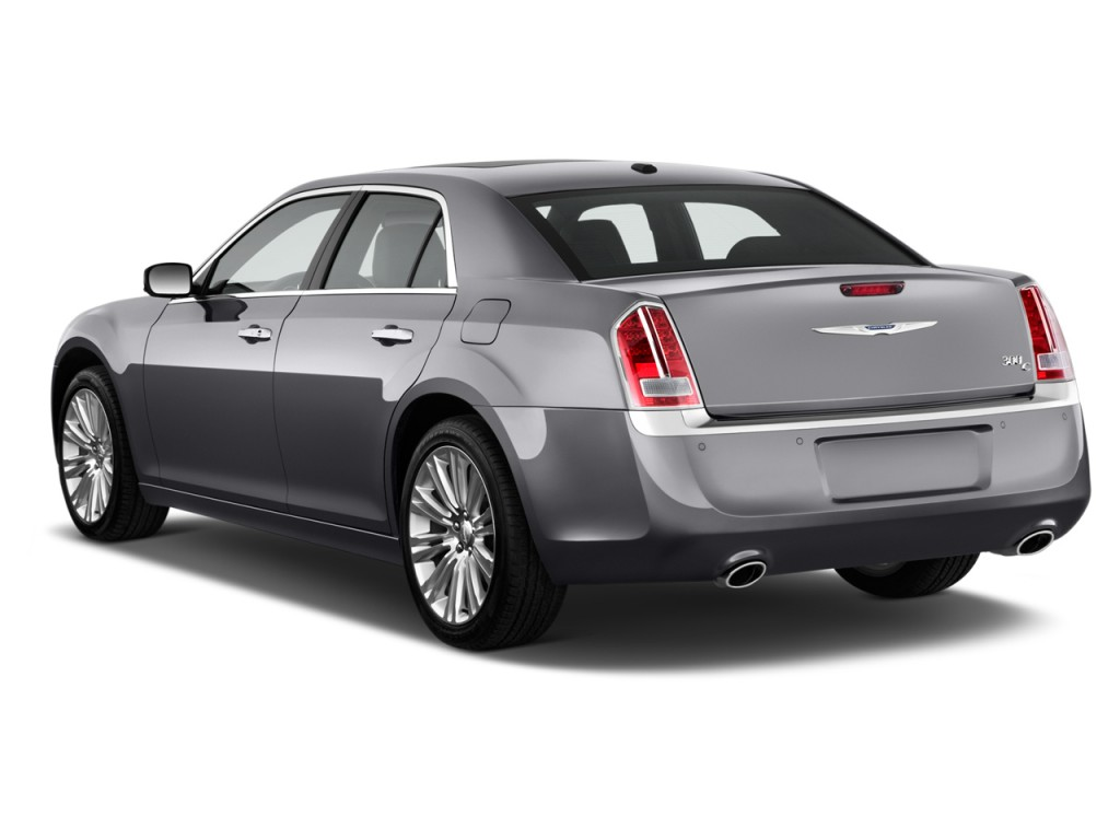 image 2012 chrysler 300 4 door sedan v8 300c rwd angular. Black Bedroom Furniture Sets. Home Design Ideas