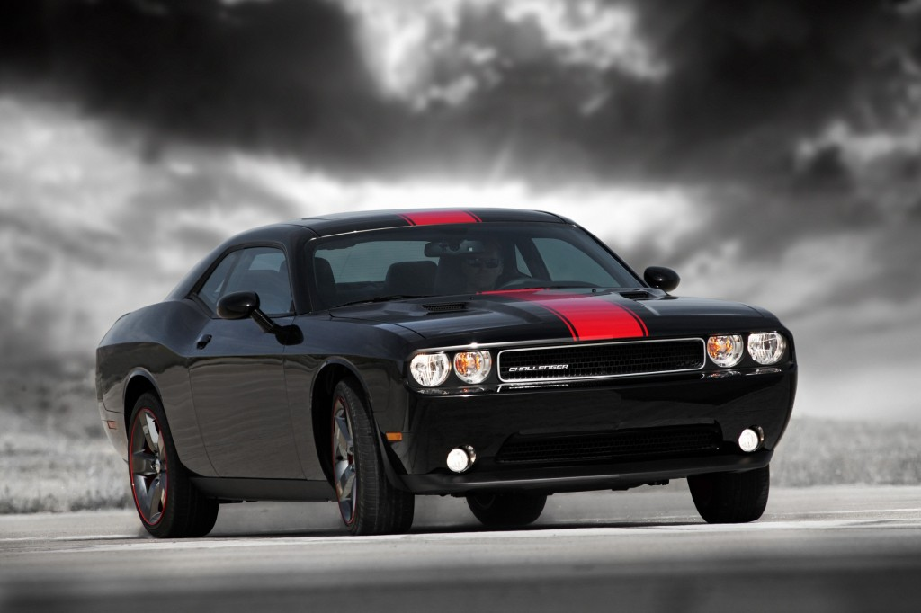 2012 dodge challenger rallye - photo #1
