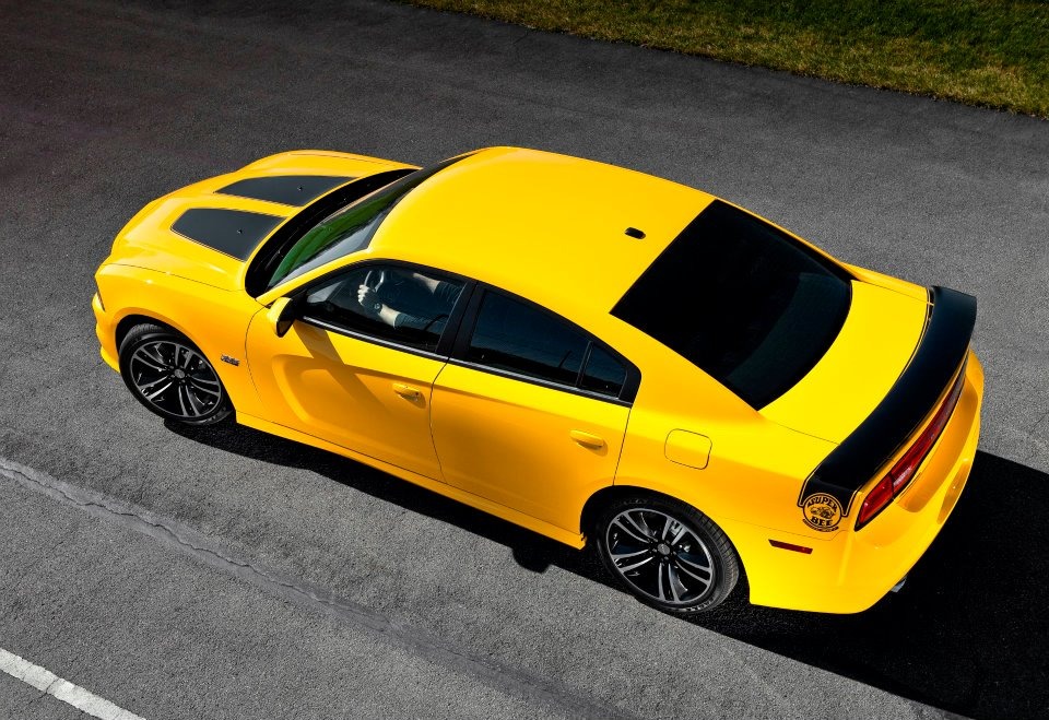 2012 Dodge Charger Srt8 Super Bee To Start Around 40 000