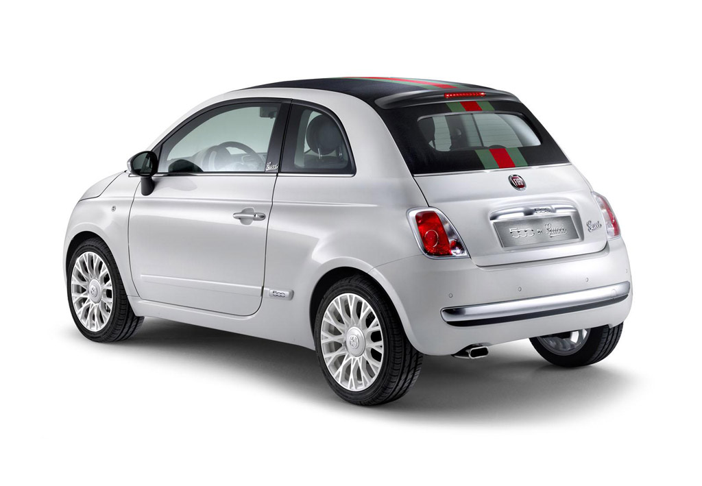 2012 fiat 500 cabrio gets gucci touch 2011 frankfurt auto. Black Bedroom Furniture Sets. Home Design Ideas