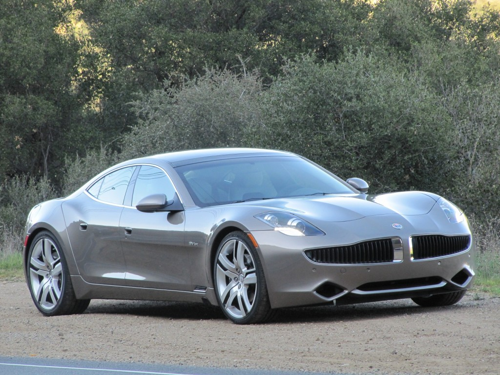 2012 fisker karma plug in is real but will company survive. Black Bedroom Furniture Sets. Home Design Ideas