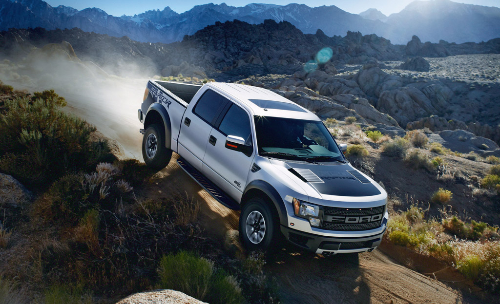 2012 ford f 150 svt raptor gets even more capable off road. Black Bedroom Furniture Sets. Home Design Ideas
