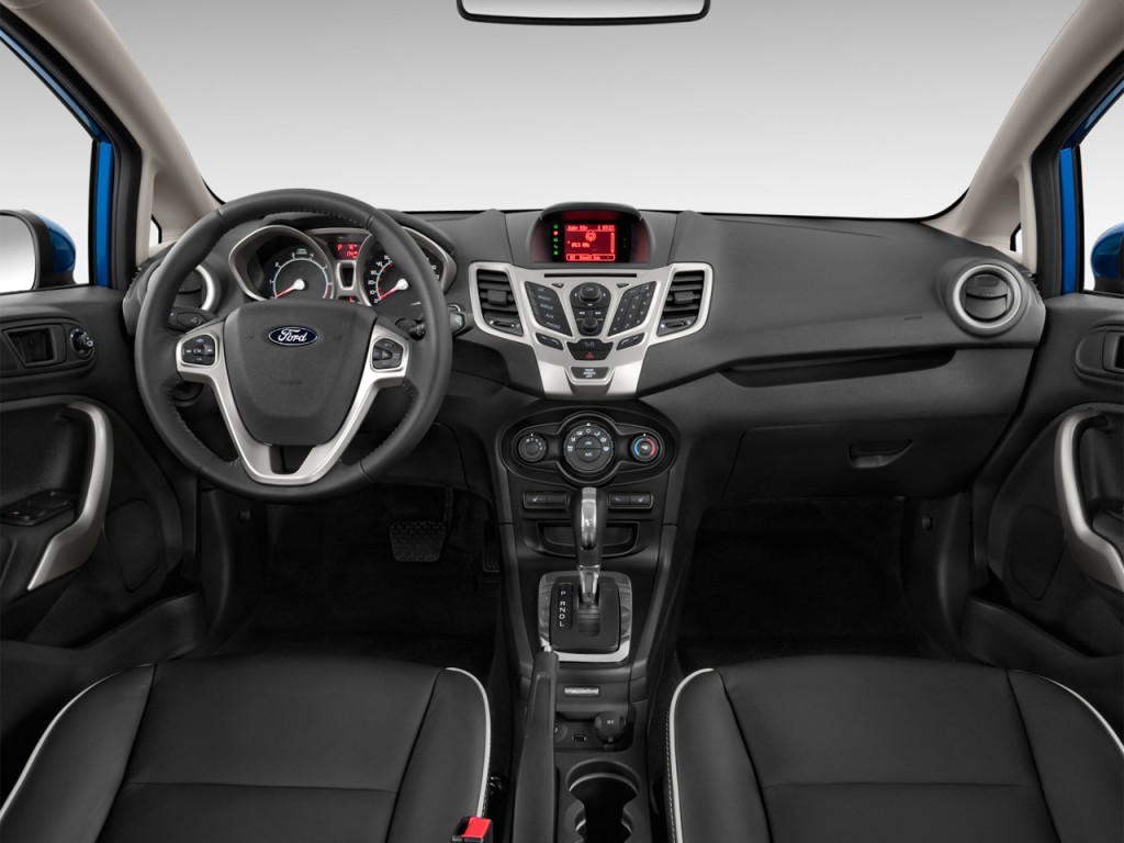image 2012 ford fiesta 4 door sedan sel dashboard size 1024 x 768 type gif posted on. Black Bedroom Furniture Sets. Home Design Ideas