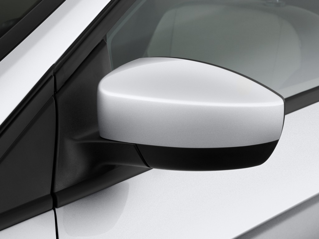 Ford Focus Buyback >> Image: 2012 Ford Focus 4-door Sedan SE Mirror, size: 1024 x 768, type: gif, posted on: June 23 ...