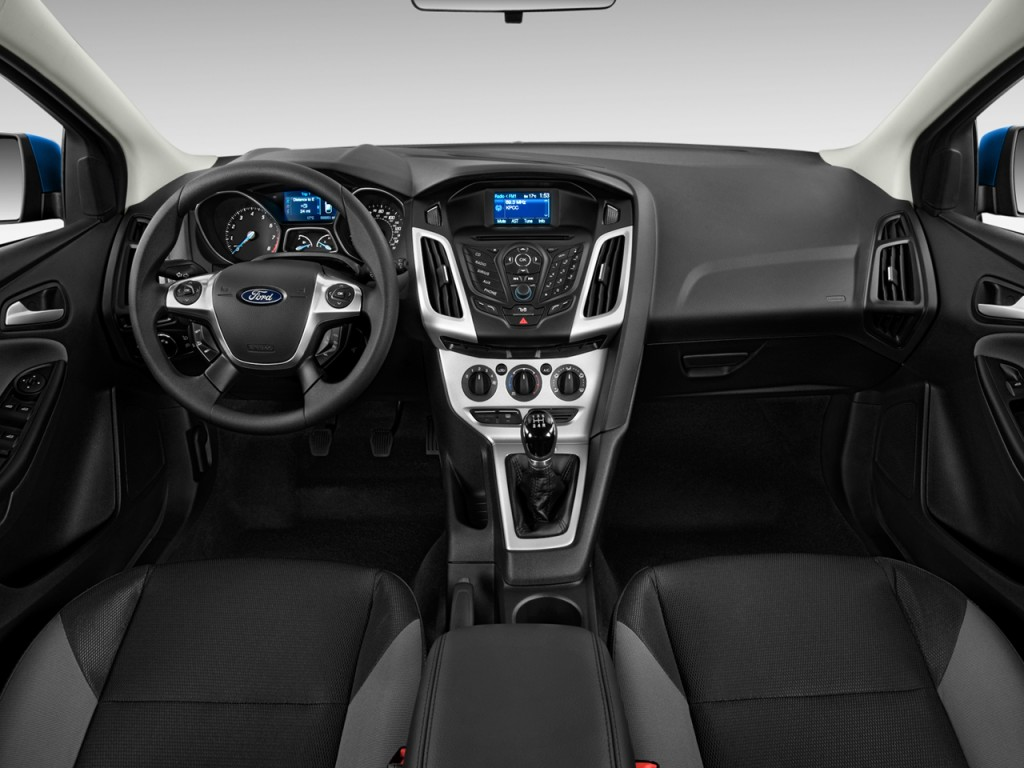 Ford Transit Cutaway >> Image: 2012 Ford Focus 5dr HB SE Dashboard, size: 1024 x 768, type: gif, posted on: June 2, 2011 ...