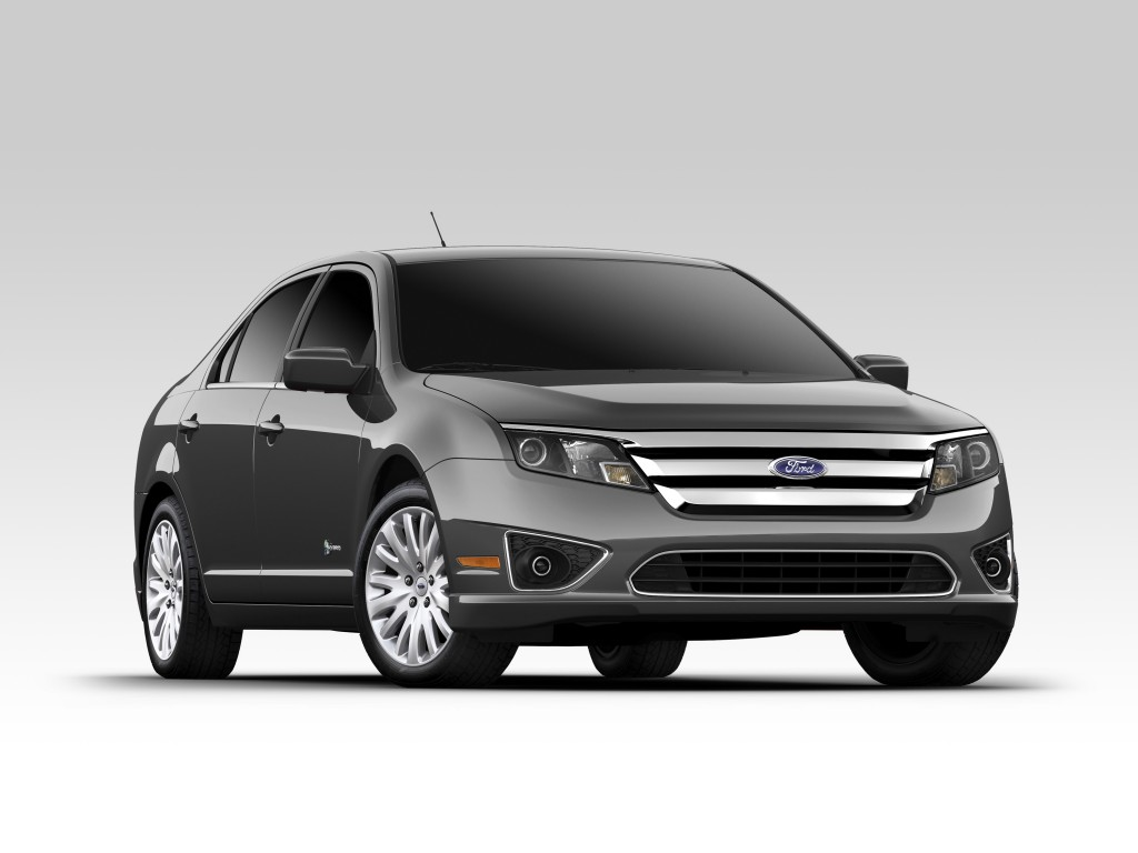 2012 Ford Fusion Hybrid Pictures Photos Gallery