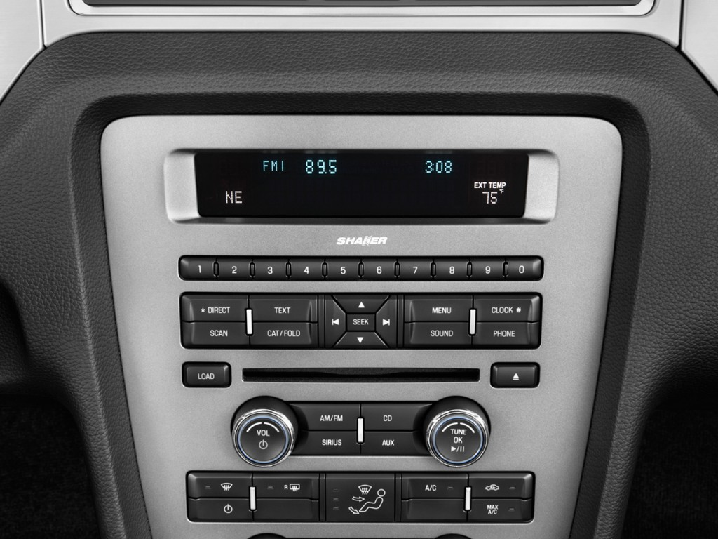 2008 Ford Premium Sound System