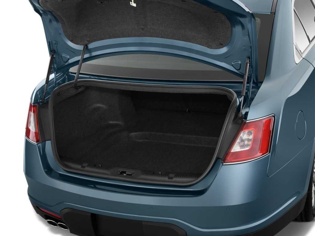 ford taurus trunk space. Black Bedroom Furniture Sets. Home Design Ideas