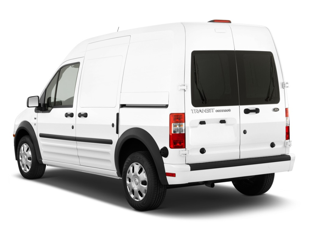 There are passenger wagon versions of the transit but the case only involves vehicles that are ultimately delivered as cargo vans