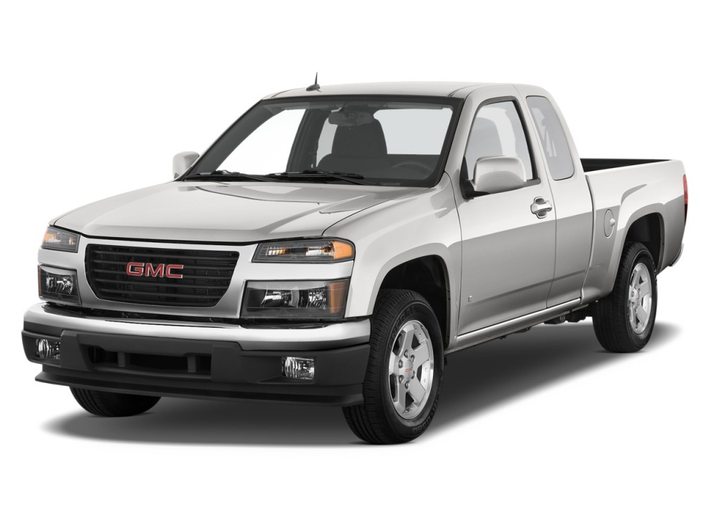 2012 gmc canyon pictures photos gallery green car reports. Black Bedroom Furniture Sets. Home Design Ideas