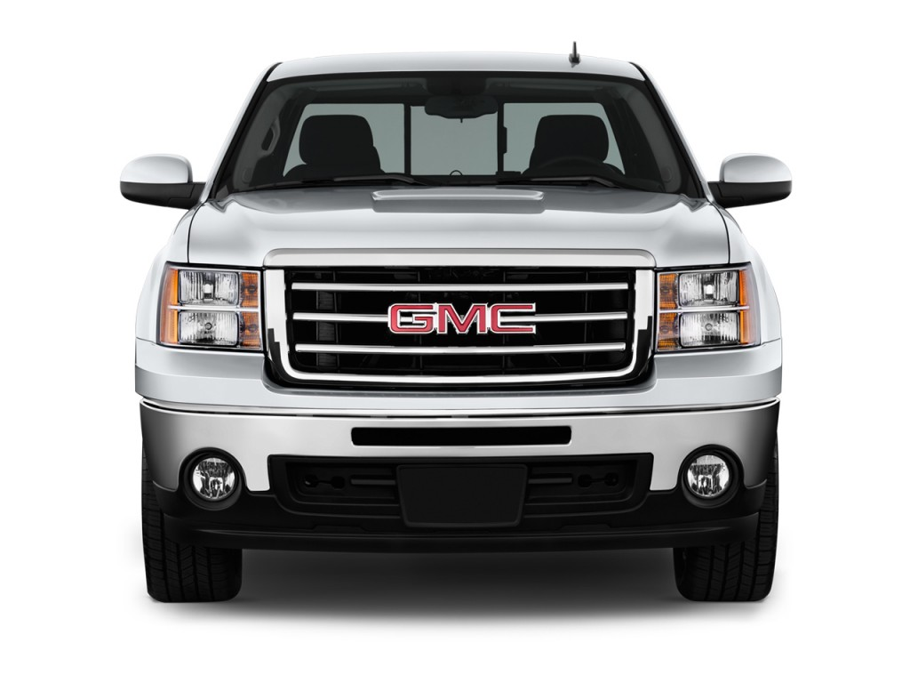 2012 gmc sierra 1500 pictures photos gallery green car reports. Black Bedroom Furniture Sets. Home Design Ideas