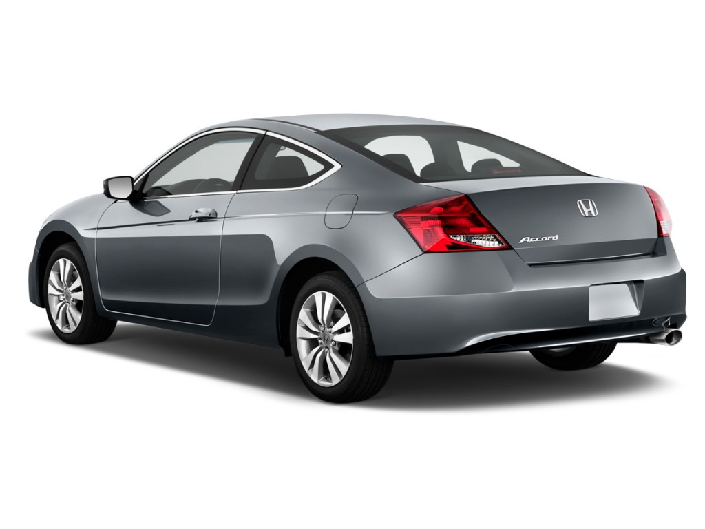2012 honda accord coupe 2 door i4 auto ex angular rear. Black Bedroom Furniture Sets. Home Design Ideas