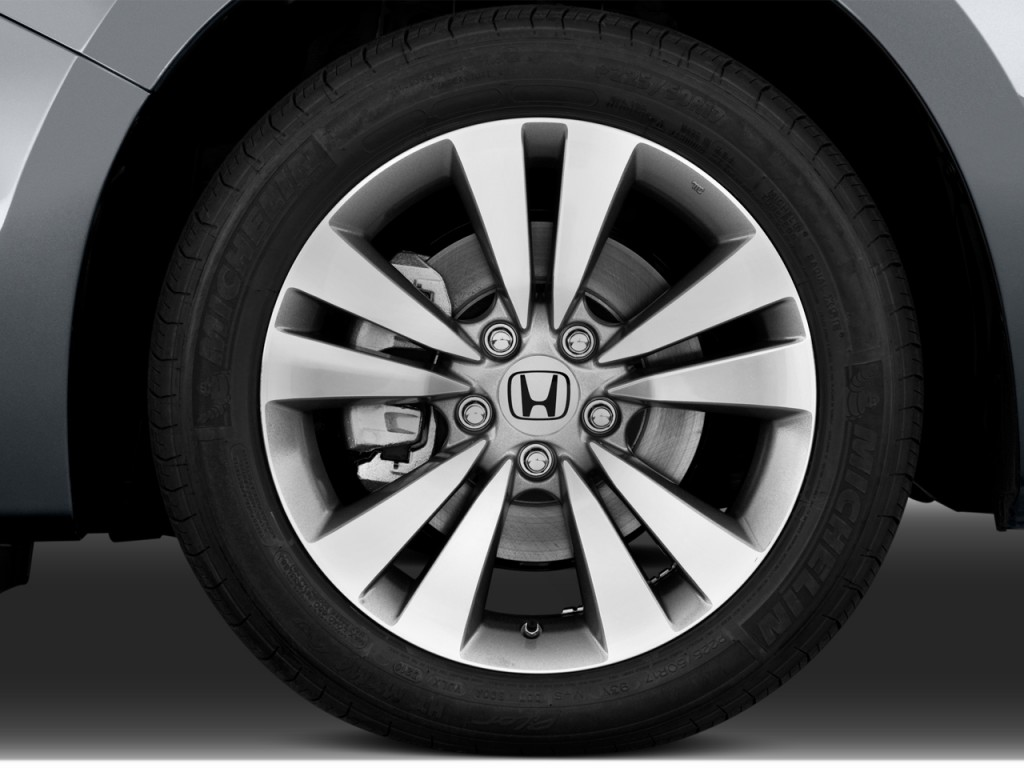 2012 Honda Accord Tire Sizes