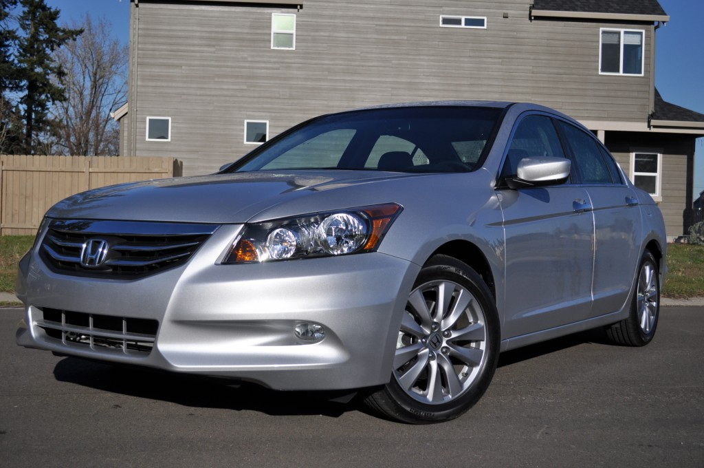 2012 Honda Accord Sedan Pictures Photos Gallery