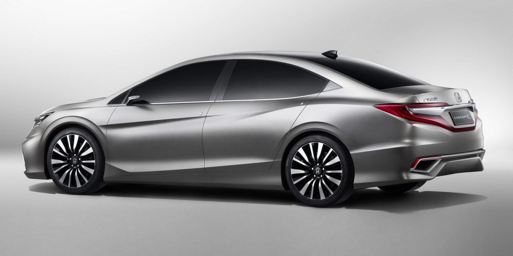 Is The Honda Concept C A Preview Of Acura S Rumored Tlx