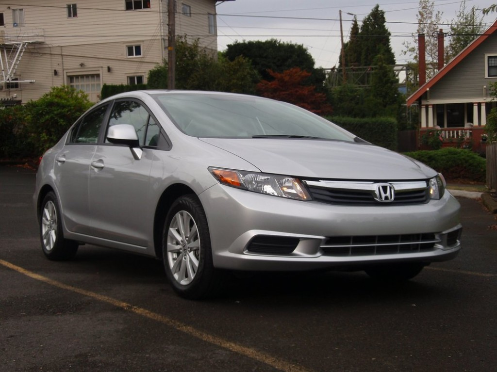 2017 Honda Accord Sdn Review >> Image: 2012 Honda Civic EX - Driven review, size: 1024 x 767, type: gif, posted on: October 6 ...