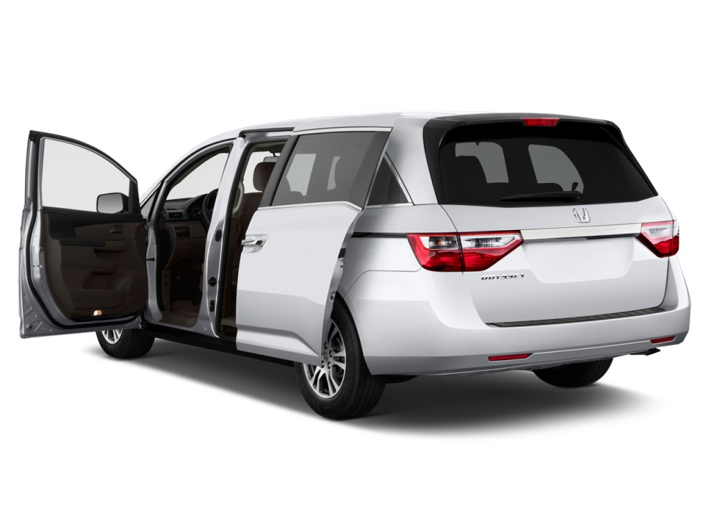 2012 Honda Odyssey Pictures Photos Gallery The Car