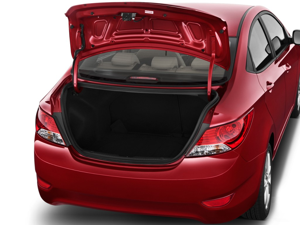 Image 2012 Hyundai Accent 4 Door Sedan Auto Gls Trunk Size 1024 X 768 Type Gif Posted On