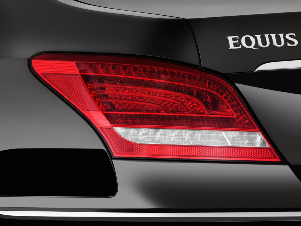 2013 Hyundai Equus Pictures Photos Gallery Motorauthority