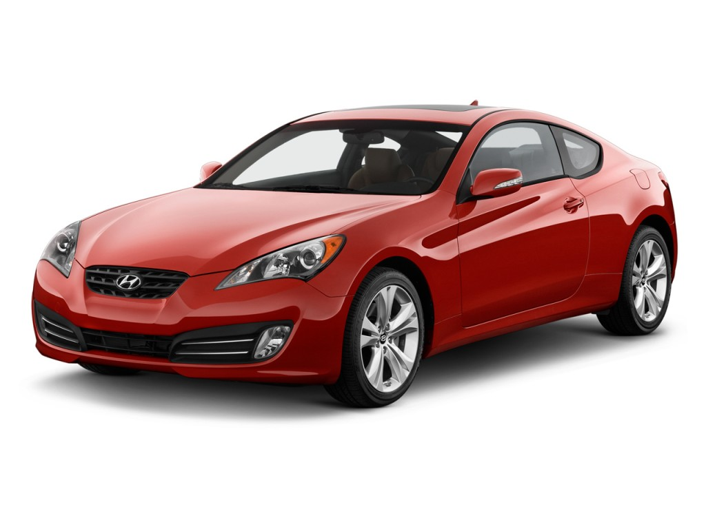 2012 Hyundai Genesis Coupe Pictures Photos Gallery