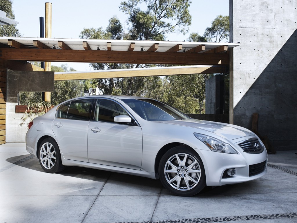 2012 infiniti g37 sedan pictures photos gallery motorauthority. Black Bedroom Furniture Sets. Home Design Ideas