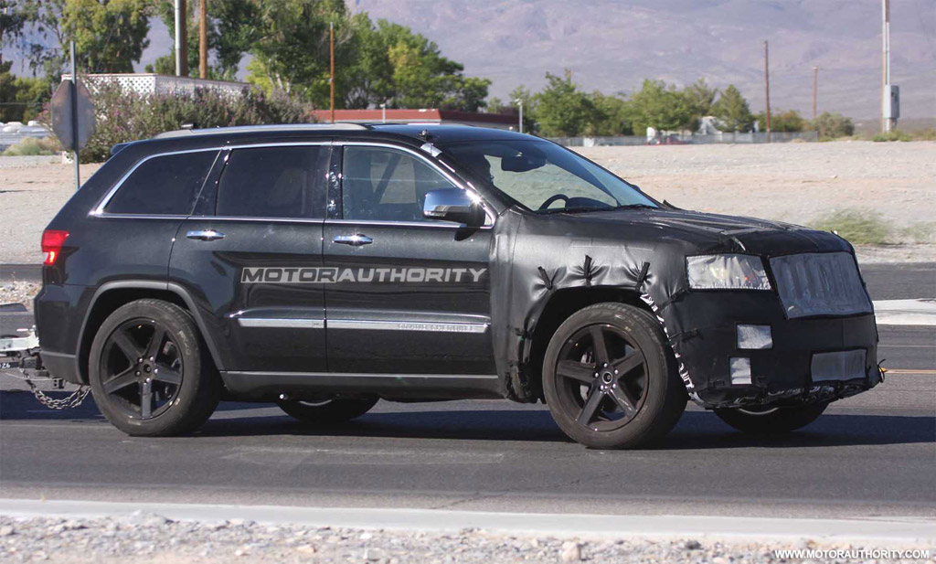 spy shots 2012 jeep grand cherokee srt8. Cars Review. Best American Auto & Cars Review
