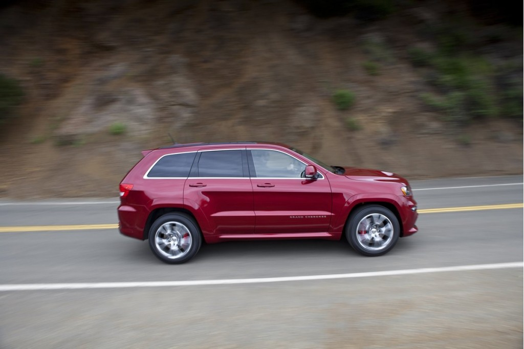 2012 jeep grand cherokee srt8 first drive. Cars Review. Best American Auto & Cars Review