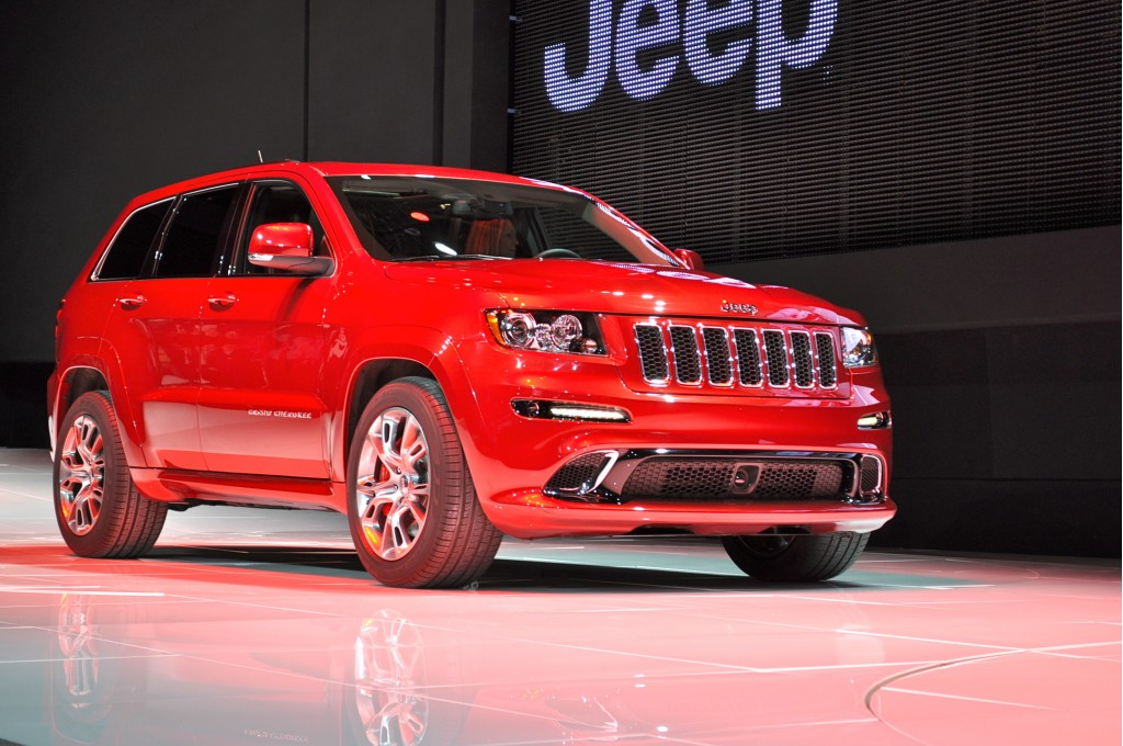 2012 jeep grand cherokee pictures photos gallery motorauthority. Cars Review. Best American Auto & Cars Review