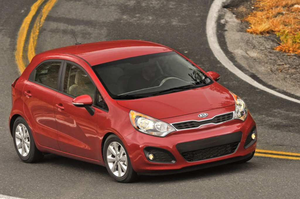 2012 kia rio pictures photos gallery motorauthority. Black Bedroom Furniture Sets. Home Design Ideas