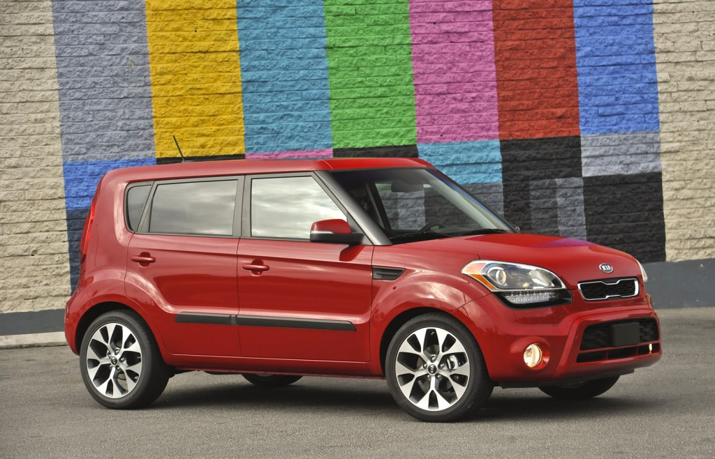 2012 Kia Soul Pictures Photos Gallery Motorauthority